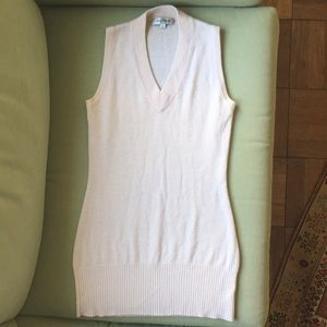 Beth Bowley cashmere sleeveless sweater S